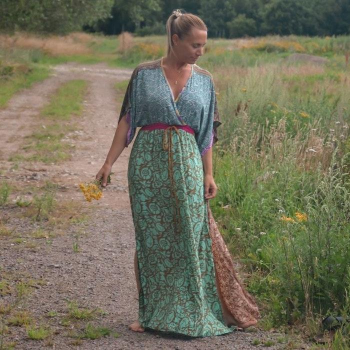 Klänning Tithonia T-dress Nr 226- Sissel Edelbo