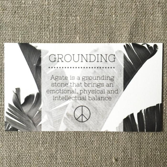 Yogahalsband Malas Grounded - The Beautiful Nomad