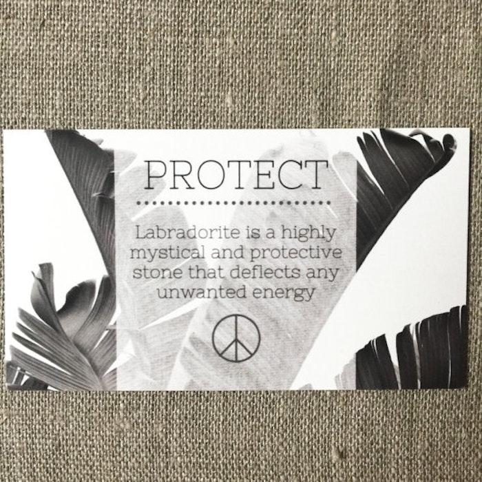Yogahalsband Protect malas från The Beautiful Nomad