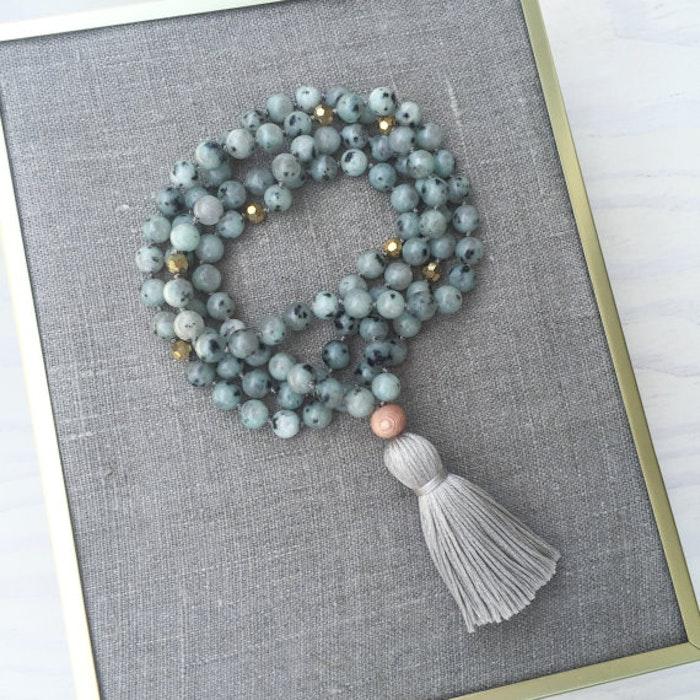 Yogahalsband Malas Courage - The Beautiful Nomad