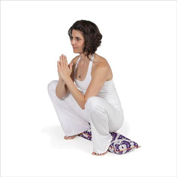 Yogabolster Pranayama från Chattra - Plum Bagh