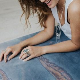 Yogamatta Eagle Vision från OHMat