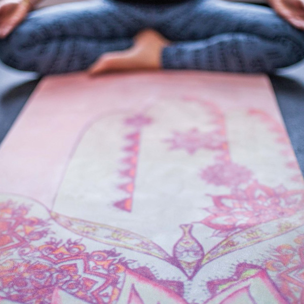 Yogamatta Fatimas Intention från OHMat