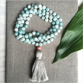 Yogahalsband Malas från The Beautiful Nomad - Soothe