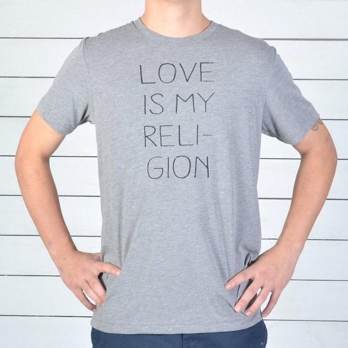 Tröja Man Love is My Religion från SuperLove Tees
