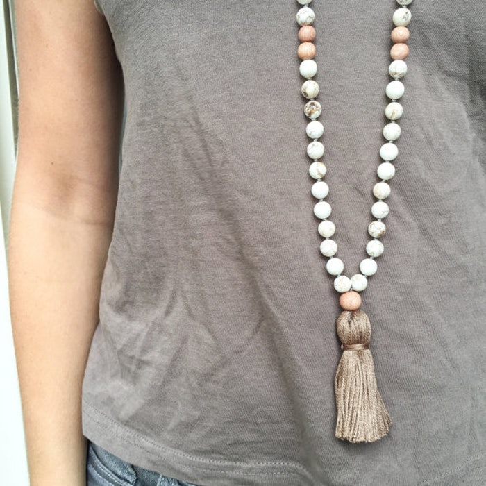Yogahalsband Malas Reflect - The Beautiful Nomad
