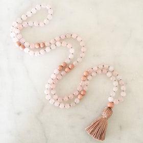 Yogahalsband Malas Love - The Beautiful Nomad