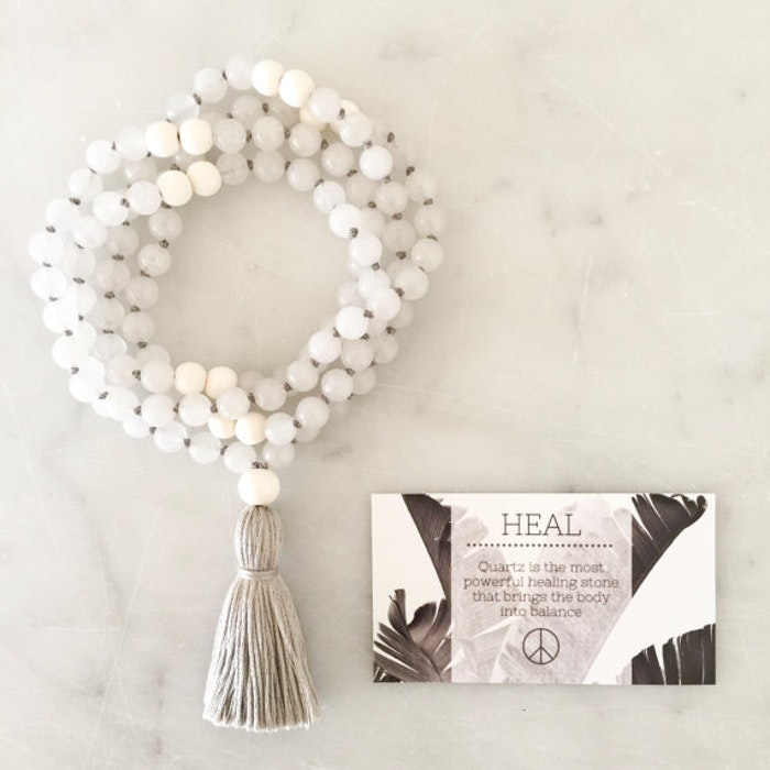 Yogahalsband Malas Heal - The Beautiful Nomad