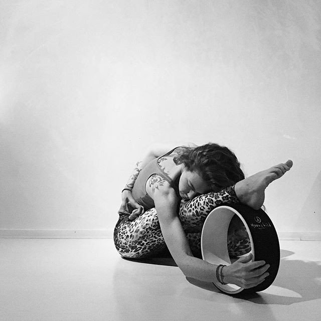 Yogahjul från Moonchild Yoga