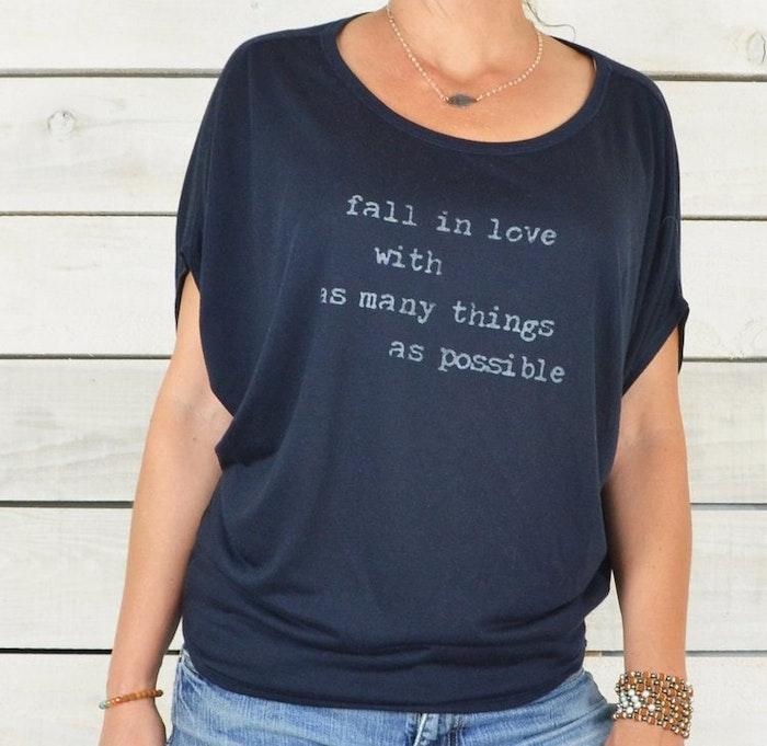Tröja Fall in Love från SuperLove Tees