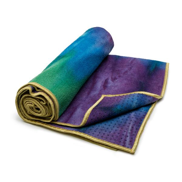 Yogahandduk  Yogitoes Peacock från Manduka