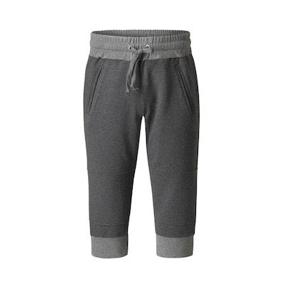 Yogabyxor knälånga för män från Curare Yogawear - grå