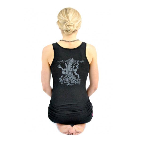 Yogalinne Love Journey från Natural Born Yogi - Svart