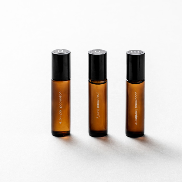 Yogaolja aromadoft AUM Unify från Yogamood