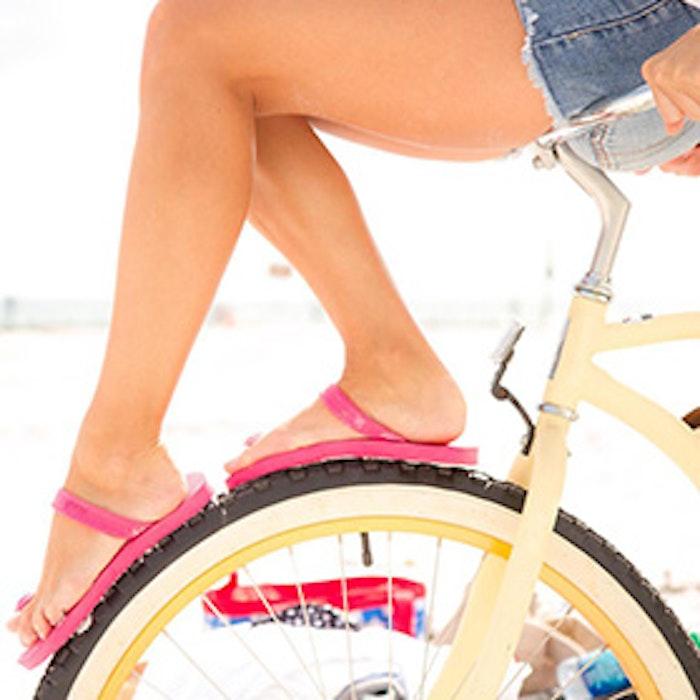 Gurus sandaler - Pink