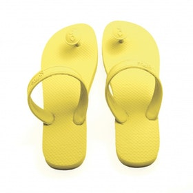 Gurus sandaler - Yellow