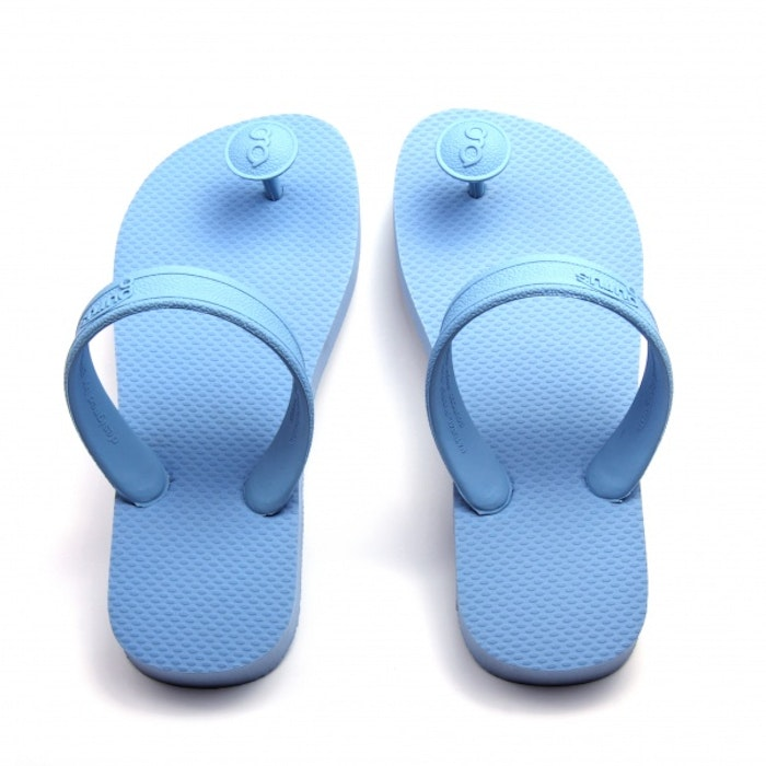 Gurus sandaler - Monsoon Light blue