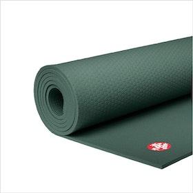 Yogamatta PRO mat 6mm Black Sage (grön) Extra lång - Manduka