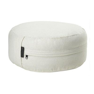 Meditationskudde Zafu Off White - Nytta Design
