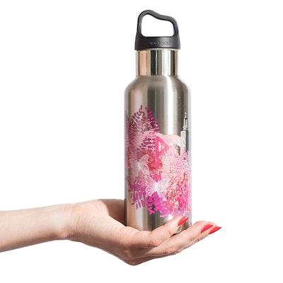 Vattenflaska Wisdom TEMPflask™ 0,5 L - Kärlek