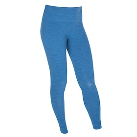 Yogaleggings Bandha Dark Winter Blue Sky - Run & Relax