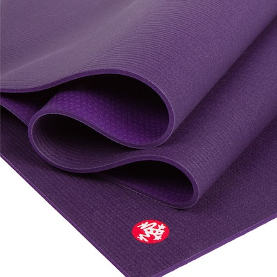 Yogamatta Black mat PRO Black Magic (lila) 6mm - Manduka