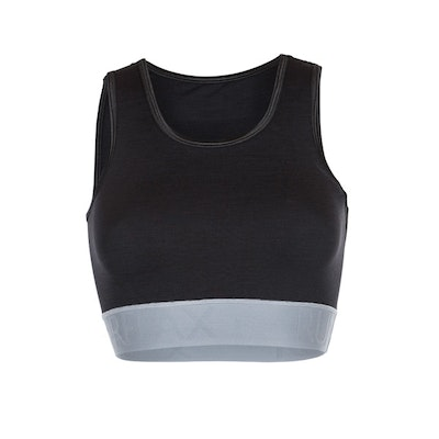 Sport-BH Yoga Crossover Black - Run & Relax
