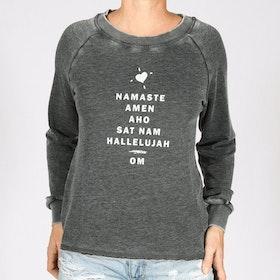 Långärmad Tröja Namaste från SuperLove Tees