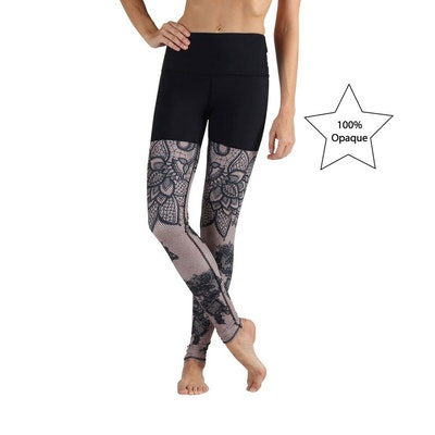 Yogaleggings Lace In Place Urban Active från Yoga Democracy