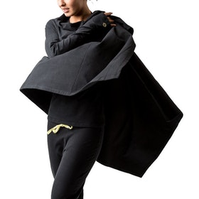 Yogatopp Wrap Me Up Urban Black från Urban Goddess