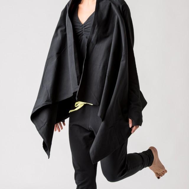 Yogatopp Wrap Me Up Urban Black från Urban Goddess