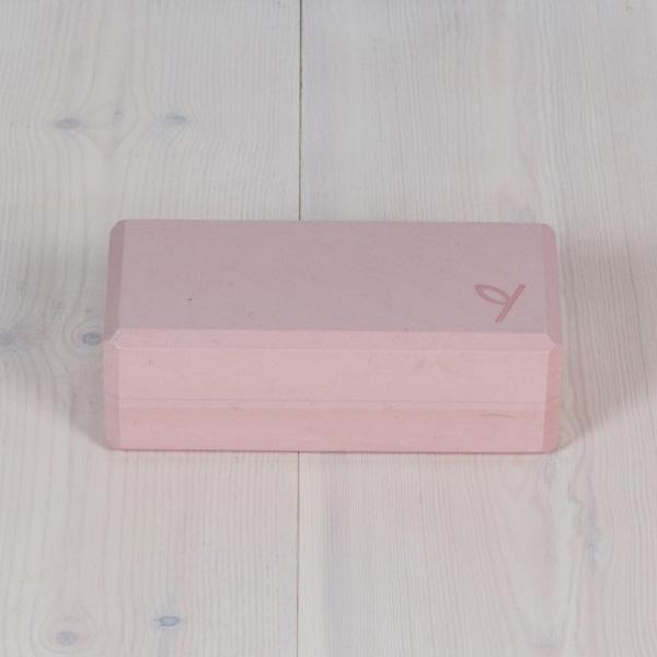 Yogakloss Heather pink från YogiRaj