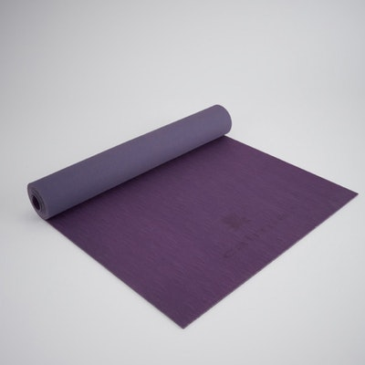 Yogamatta Daily Practice Mat från Calmia - Purple/Slate