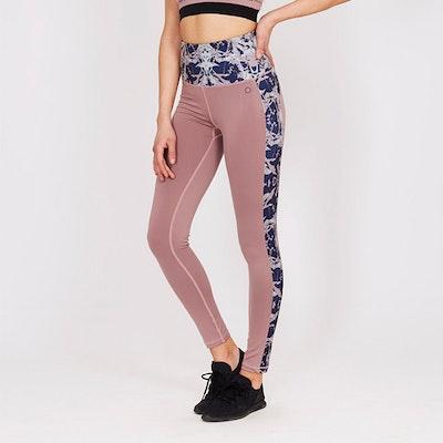 Yogaleggings Emma Vintage Pink - DOM