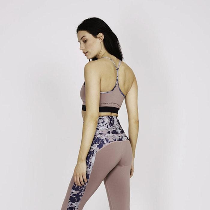 Yogatopp Freja från DOM - Vintage Pink