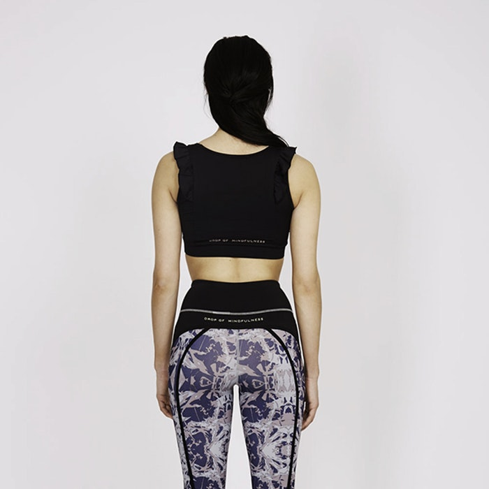 Yogatopp Niki från DOM - Black