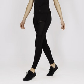 Yogaleggings Cara Black - DOM