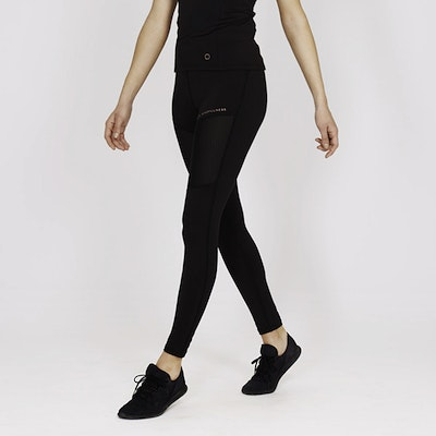 Yogaleggings Cara från DOM - black