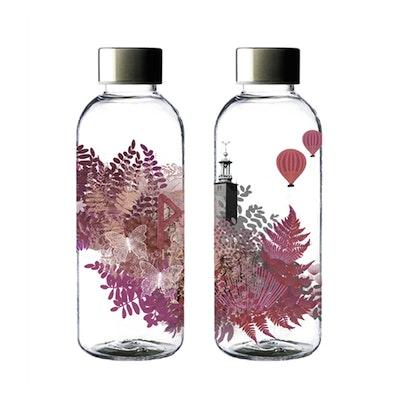 Vattenflaska Wisdomflask™ 0,65 L - Kärlek