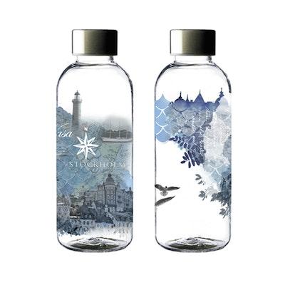 Vattenflaska Wisdomflask™ 0,65 L - Vatten