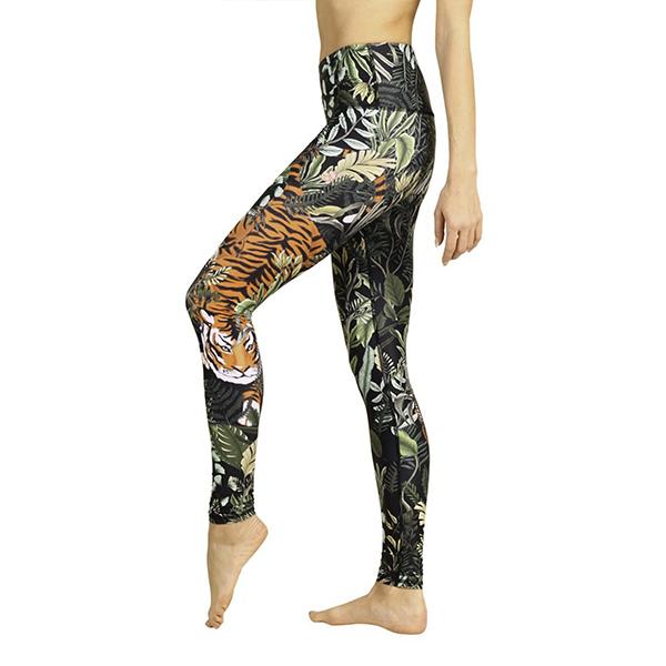 Yogaleggings Rawr Talent från Yoga Democracy