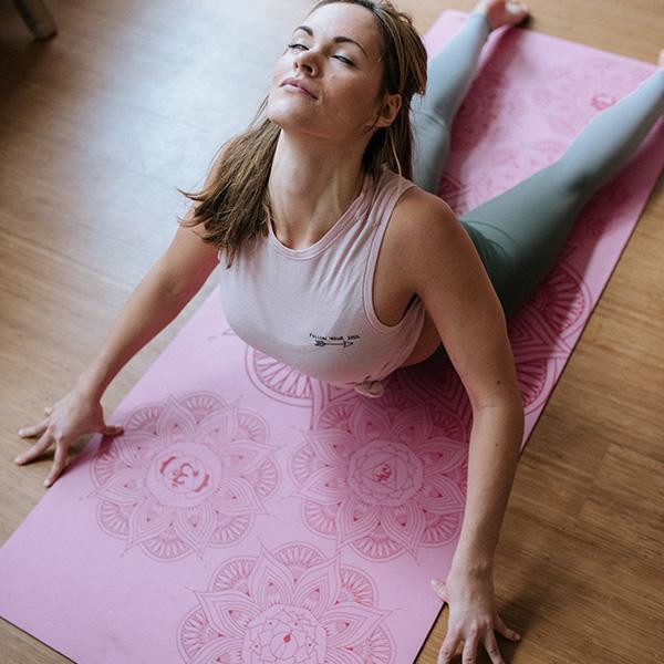 Yogamatta Radha Chakra Pink - OHmat