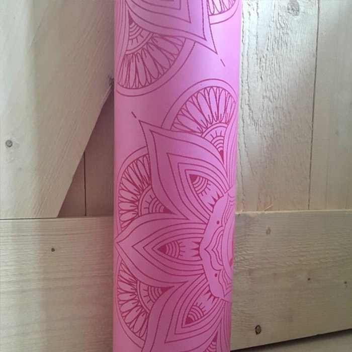 Yogamatta Radha Chakra Pink Instant Strong Grip - OHMat
