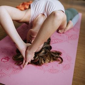 Yogamatta Radha Chakra Pink Instant Strong Grip - OHMat