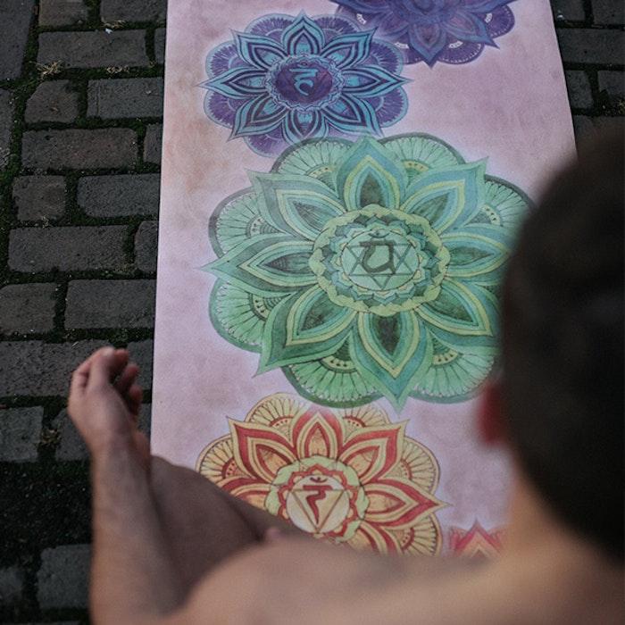 Yogamatta 7Chakra från Ohmat