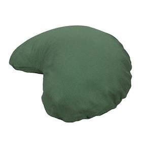 Meditationskudde Halvmåne från Nytta Design - Salvia grön