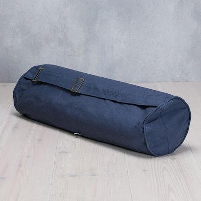 Yogaväska Blueberry blue rund från YogiRAJ