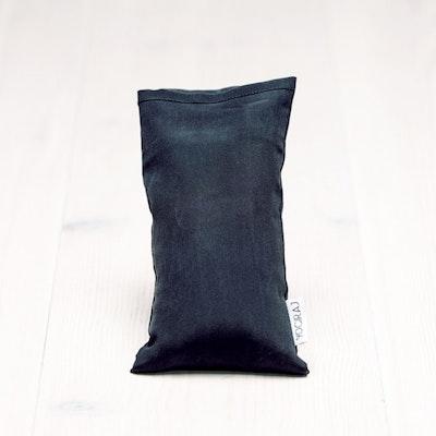 Ögonkudde Midnight black lavendel från YogiRAJ
