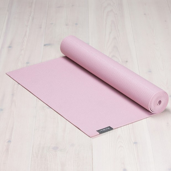 Yogamatta Allround 6mm Heather Pink- YogiRAJ