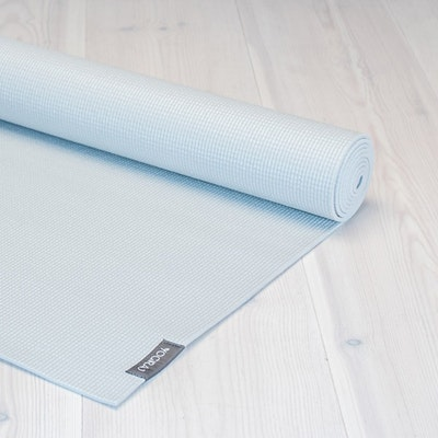 Yogamatta Allround 6mm Silvergrå - YogiRAJ